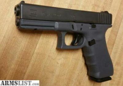 For Sale: Gen 4 Glock 17