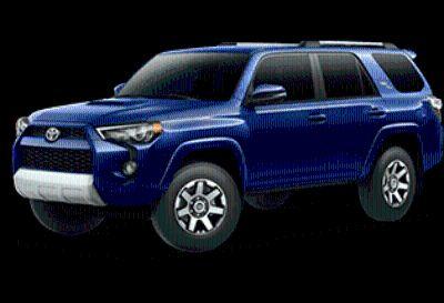 2018 Toyota 4Runner SR5 (Nautical Blue Metallic)