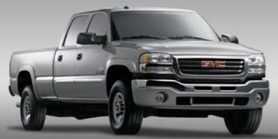 2006 GMC Sierra 3500 Work Truck (Steel Gray Metallic)
