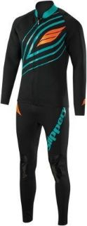Find Slippery Breaker John & Jacket Black/Teal/Green motorcycle in Holland, Michigan, United States, for US $124.95