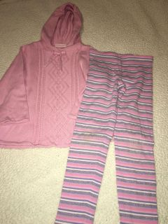 American Girl Collection sz 5 sweater and pants