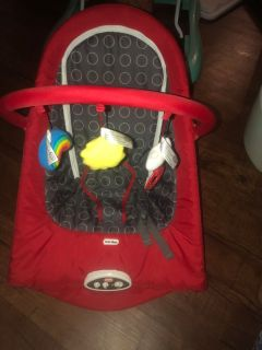 Little Tikes Sit & Play Bouncer