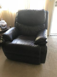 New recliner from Costco