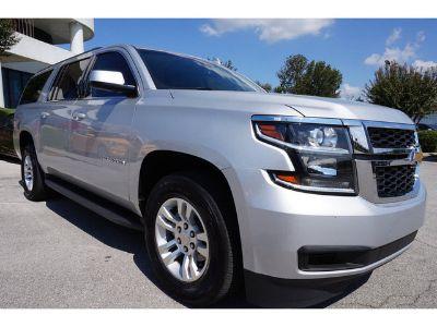 2016 Chevrolet Suburban LT 2WD (Silver Ice Metallic)