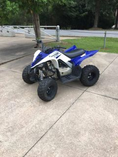 2016 Yamaha RAPTOR 90 Kids ATVs Fayetteville, GA