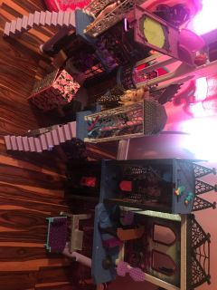 Monster High deluxe