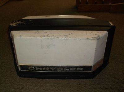 Buy 55 HP Chrysler Outboard top Cowling motorcycle in Isabella, Missouri, United States, for US $25.00
