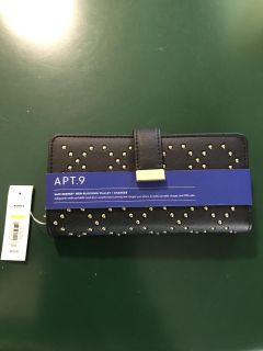 Safe keeper wallet and charge