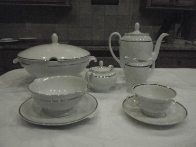 Rosenthal China Service for 12 (Germany) Style #3471