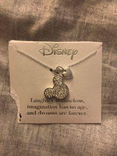 Disneyland - Mickey Pendant