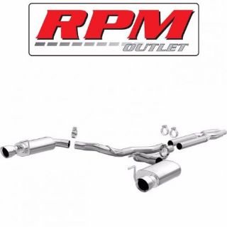 Purchase MAGNAFLOW STREET CAT BACK EXHAUST 19100 FOR 2015-2017 FORD MUSTANG GT 5.0L V8 motorcycle in Gilbert, Arizona, United States, for US $1,199.00