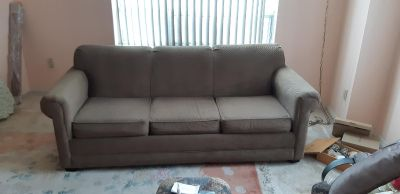 Pull out sofa bed couch. Free