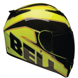 Sell Bell RS-1 Emblem Full Face Motorcycle Helmet Hi-Viz Size Medium motorcycle in South Houston, Texas, US, for US $399.95