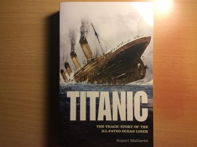 """""""Titanic: The Tragic Story of the Ill-Fated Ocean Liner"""""""