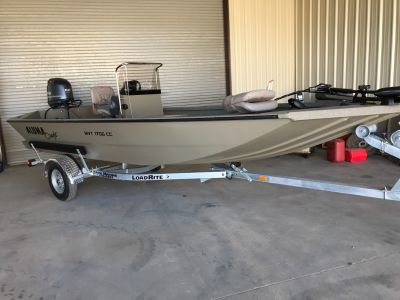 2018 Alumacraft MVT 1756 CC Other Boats Newberry, SC