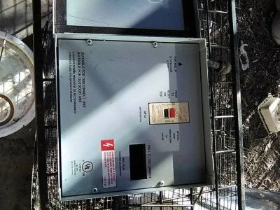 GFCI Breaker Box for Hot Tub