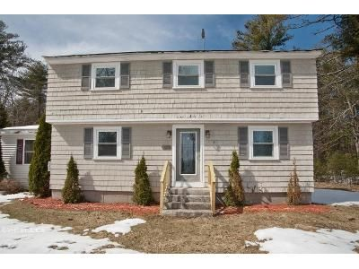 4 Bed 2 Bath Foreclosure Property in Milford, NH 03055 - Savage Rd