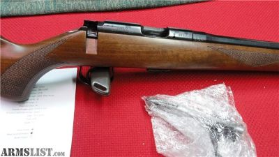 For Sale: CZ 452 American Classic 22 LR New in Box