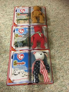 Ty International Beanie Babies from the 1990 s