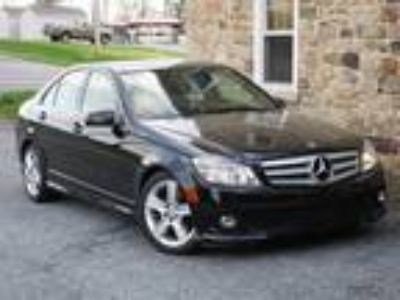 Used 2010 MERCEDES-BENZ C 300 4MATIC For Sale