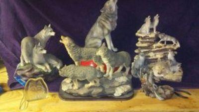 wolf collection
