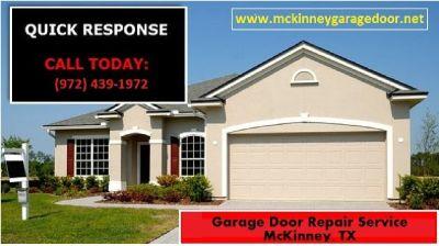 1 hour | Garage Door Repair Services McKinney, 75069 TX