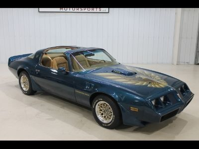 1979 Pontiac Trans Am (Blue)
