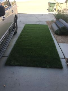 Synthetic Turf Remnants $1 per square foot