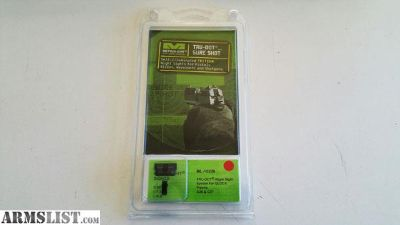 For Sale: MEPROLIGHT Tritium Night Sights for GLOCK 26, 27