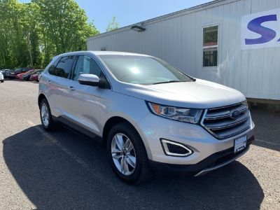 2017 Ford Edge (Ingot Silver Metallic)