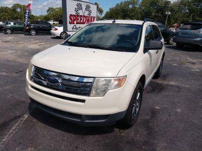 2008 Ford Edge SE (White)