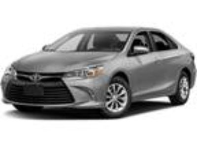 Used 2017 Toyota Camry Silver, 50.1K miles
