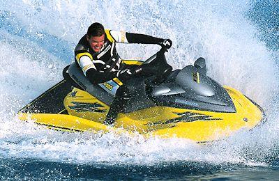 2001 Sea-Doo RX 2 Person Watercraft South Haven, MI