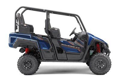 2019 Yamaha Wolverine X4 SE Sport-Utility Utility Vehicles Tyrone, PA