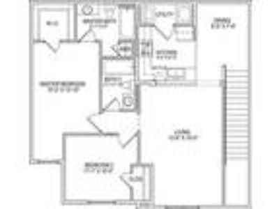 Steeplechase at Malta - B2 Upper Floor Plan