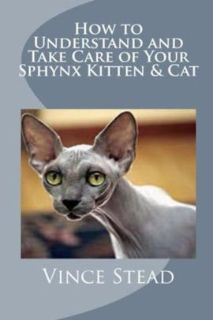 Sphynx Kitten & Cat book
