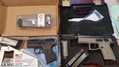 For Trade: S&W and CZ