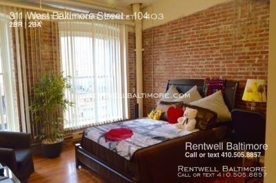 1 bedroom in Baltimore
