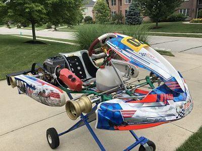 2016 Tony Kart Racer 401