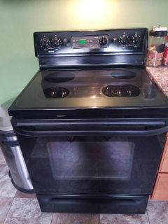 Kenmore Electric Top Oven
