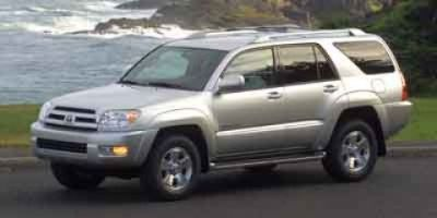 2003 Toyota 4Runner Limited ()