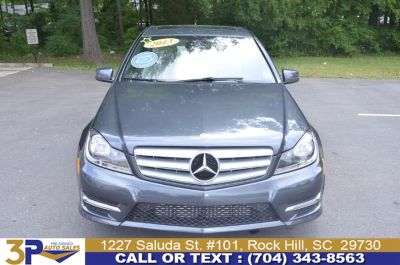 2013 Mercedes-Benz C-Class C250 Luxury (Iridium Silver Metallic)