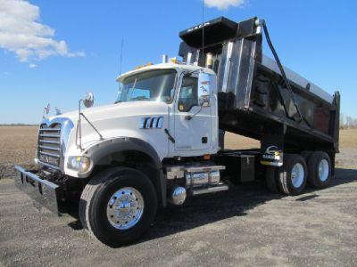 Attention: Dump truck operators & dump truck dealers