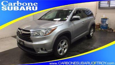 2015 Toyota Highlander Limited (Gray)