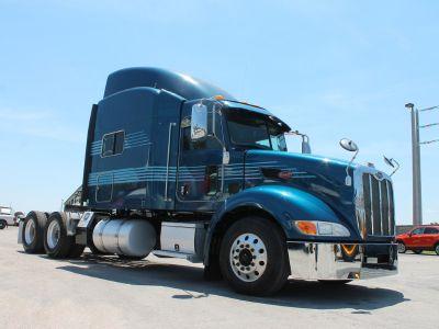 Finance a Peterbilt sleeper truck - Startups OK