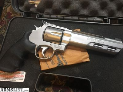 For Sale: S&W 629 Competitor