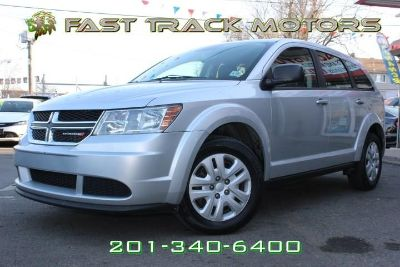 2014 Dodge Journey American Value Package (Silver)