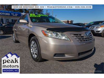 2007 Toyota Camry CE (Gold)