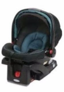 infant car seat and available bases