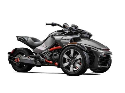 2015 Can-Am Spyder F3-S SE6 3 Wheel Motorcycle Motorcycles Cleveland, OH